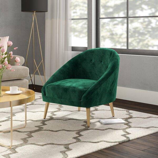 Barrel Chair by Willa Arlo Interiors