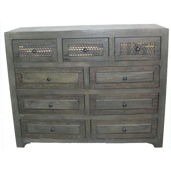Goodwater 9 Drawer Dresser by Breakwater Bay