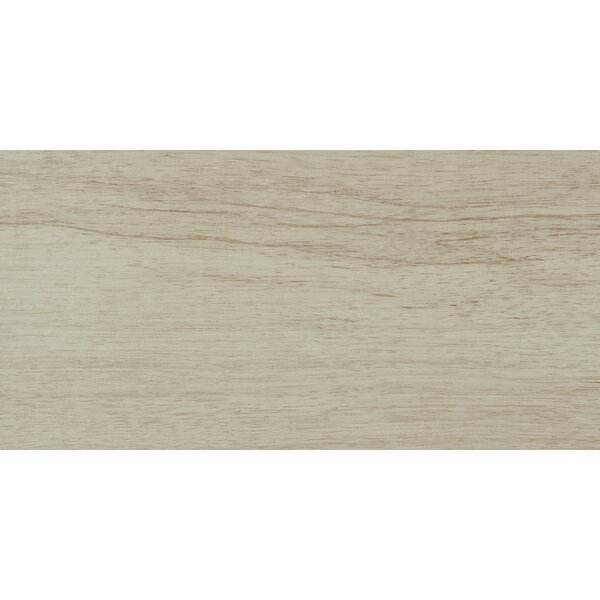 Harmony Grove 6 x 36 Porcelain Wood Look Tile in Olive Greige by PIXL