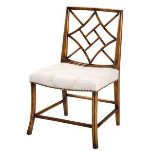 Lady Zetland's Solid Wood Dining Chair (Set of 2) by Sarreid Ltd