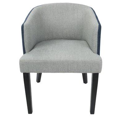 Miraculous Hedin Arm Chair Brayden Studio Upholstery Color Light Grayblue Lamtechconsult Wood Chair Design Ideas Lamtechconsultcom
