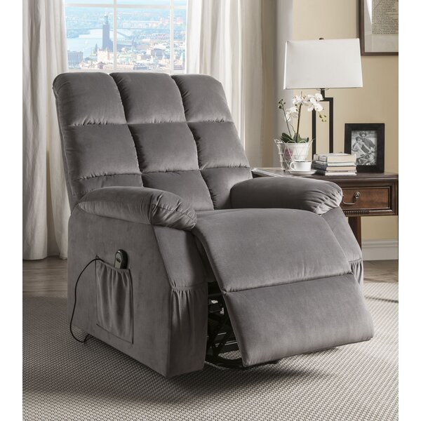 Despres Power Lift Assist Recliner by Red Barrel S