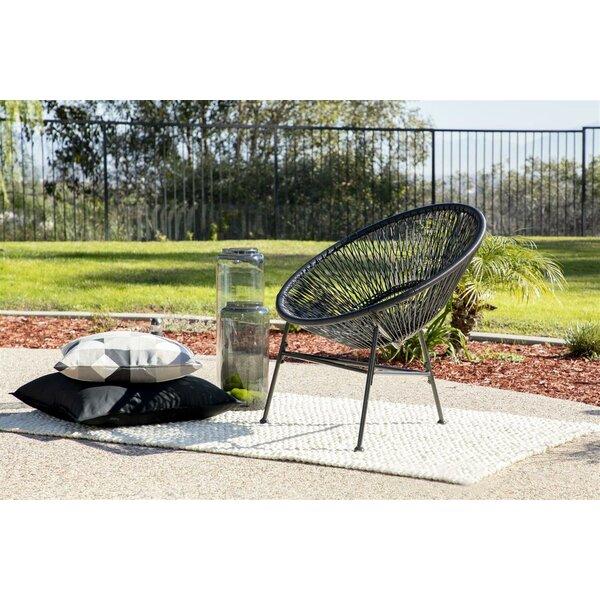 Oikos Outdoor Patio Chair by Brayden Studio Brayden Studio