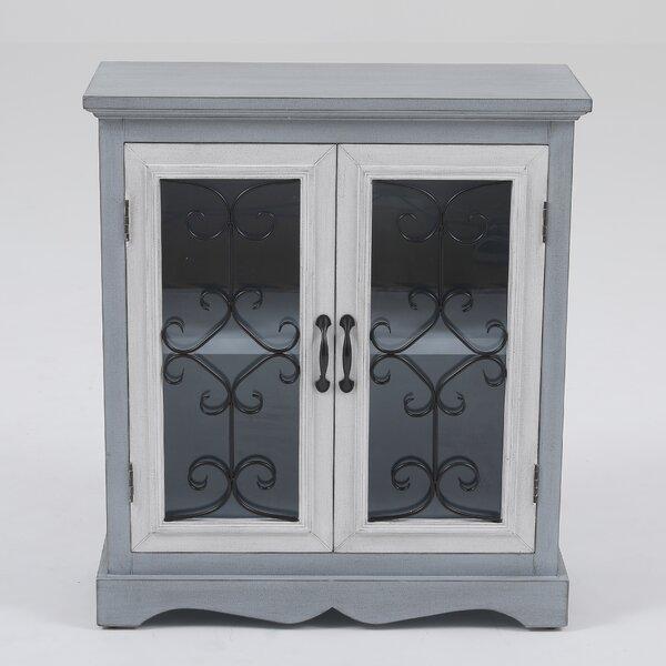 Fanning 2 Door Accent Cabinet
