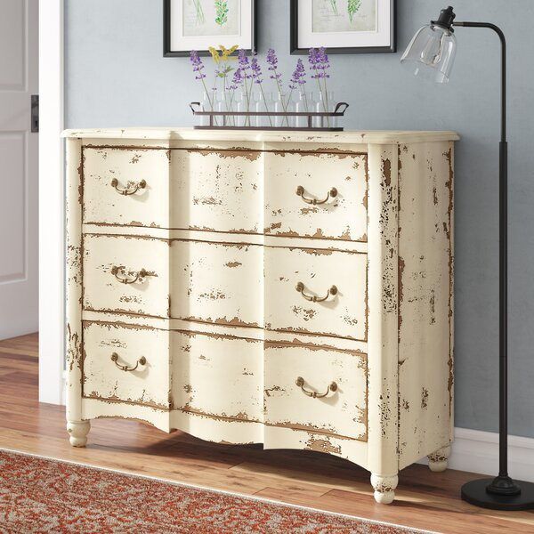 Culbert 3 Drawer Accent Chest by Gracie Oaks Gracie Oaks
