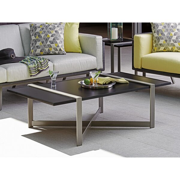 Del Mar  Coffee Table by Tommy Bahama Outdoor Tommy Bahama Outdoor