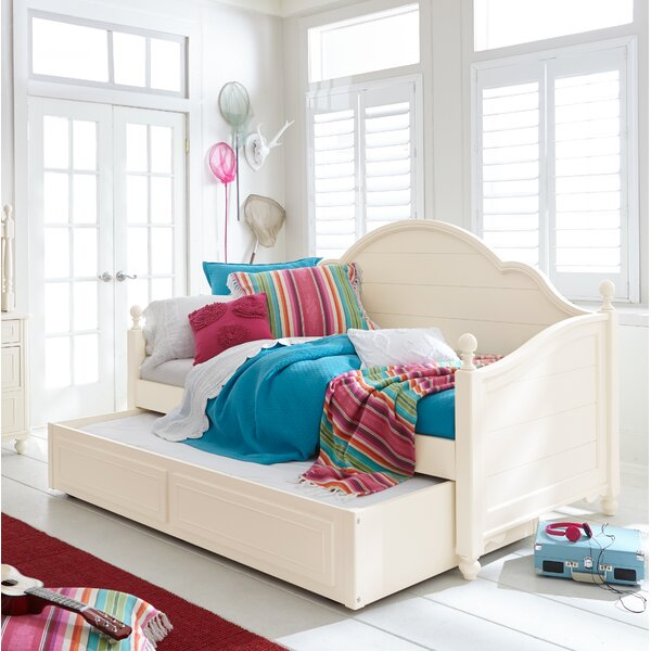 Summerset Twin Bed With Trundle By LC Kids Herry Up