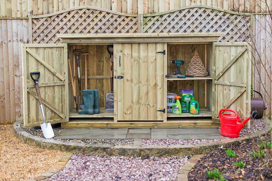 7 x 3 wooden garden shed - Garden Sheds 7 X 3