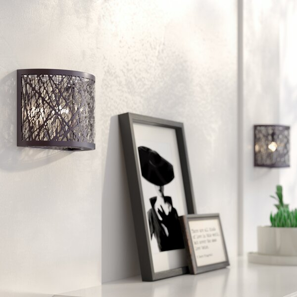 Mica 1-Light Wall Sconce by Zipcode Design
