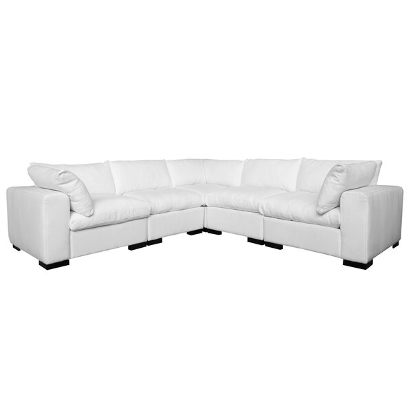 Monarrez Reversible Modular Sectional By Latitude Run Savings