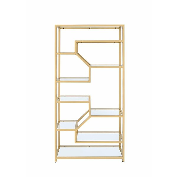 Giron Standard Bookcase by Everly Quinn