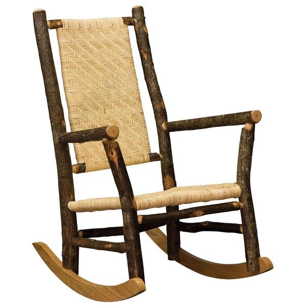 Cherri Rocking Chair by Loon Peak Loon Peak