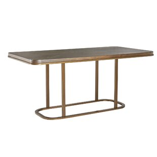 Top Reviews Shoalhaven Rectangle Dining Table ByMercury Row