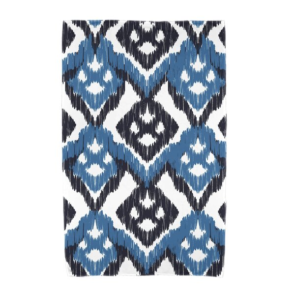 Willa Gypsy Floral Beach Towel by Bungalow Rose