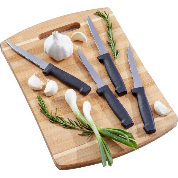 Steak Knife Set by Utica Cutlery Company