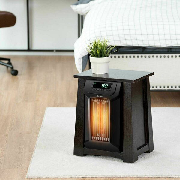 1,500 Watt Electric Convection Compact Heater By Setemi