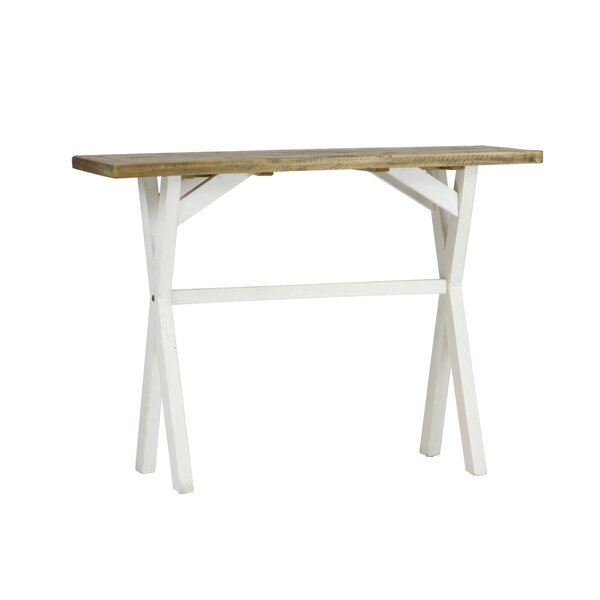 Holsinger Console Table By August Grove