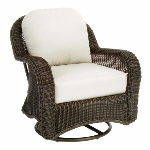 Classic Glider Chair with Cushion by Summer Classics