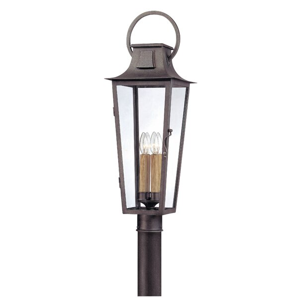 Sutton Outdoor 4-Light Lantern Head by Darby Home Co