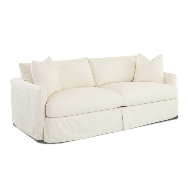 Madison XL Slipcovered Sofa by Wayfair Custom Upholstery™