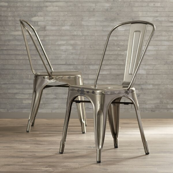 Mountview Café Side Chair (Set Of 2) By Williston Forge