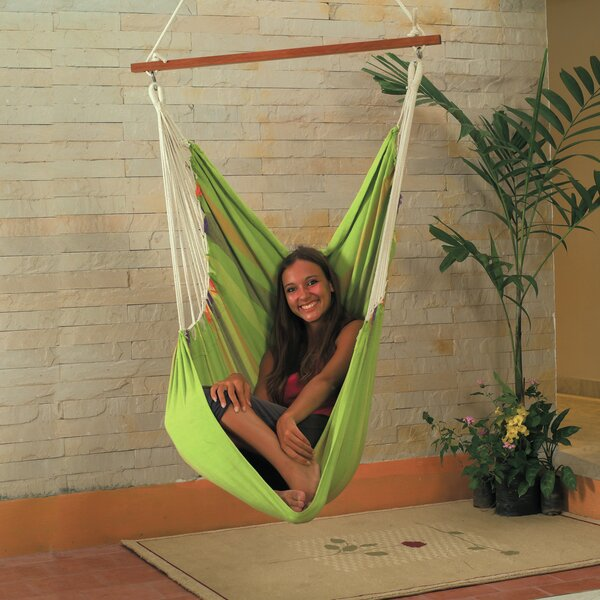 Cotton Chair Hammock by Home & More Home & More