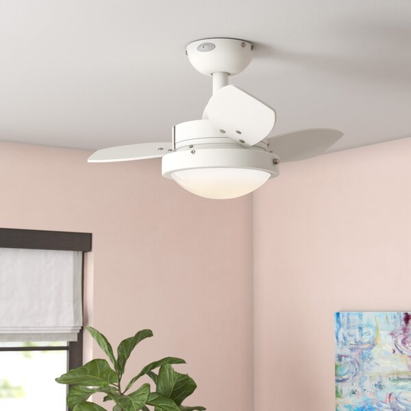 30 Canton 3-Blade Ceiling Fan by Zipcode Design