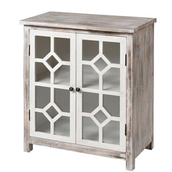 Bradford 2 Door Accent Cabinet By One Allium Way