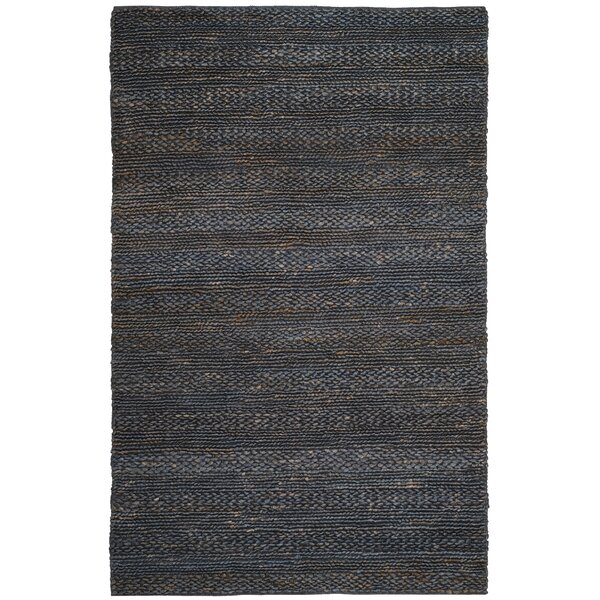 Eco-Smart Hand-Woven Gray Area Rug by Laurel Foundry Modern Farmhouse