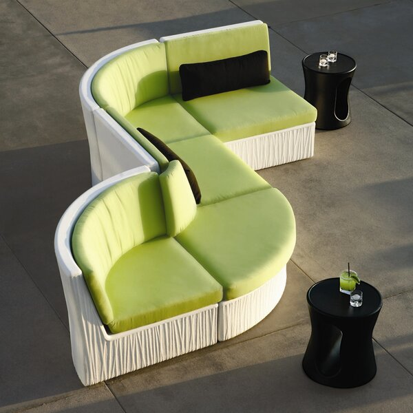 Mobilis Sectional by Tropitone