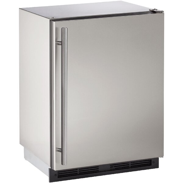 24-inch 5.2 cu. ft. Convertible Compact Refrigerator by U-Line
