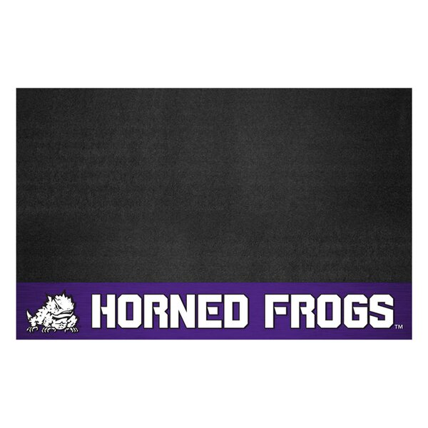 Texas Christian University Grill Mat by FANMATS