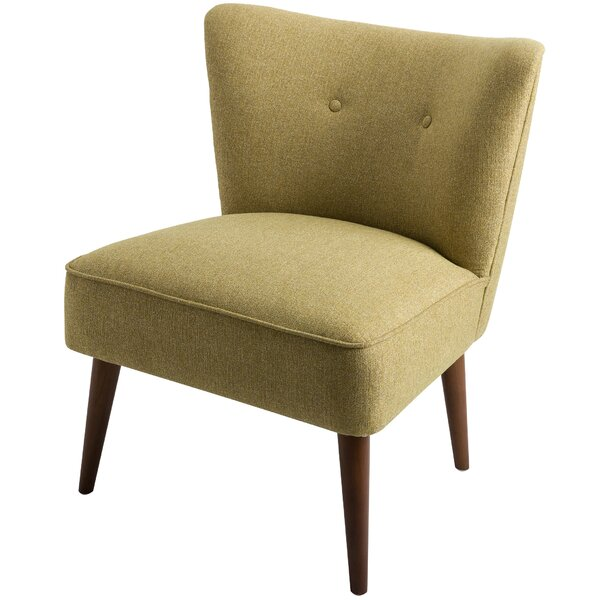 Agustin Westfield Armless Side Chair by Langley Street