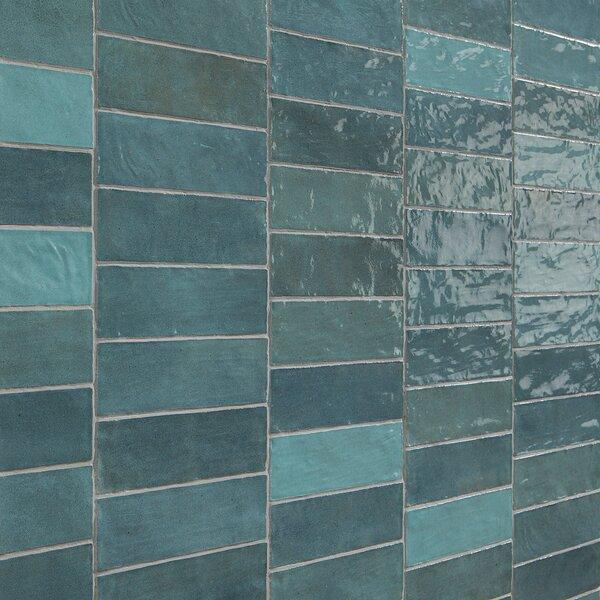 Kingston 3 x 8 Porcelain Subway Wall & Floor Tile