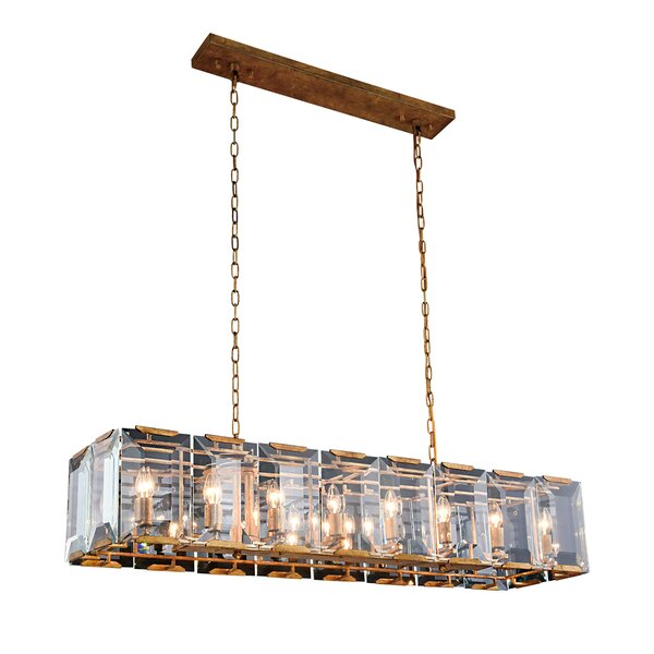 Genovese 16-Light Kitchen Island Pendant by Everly Quinn