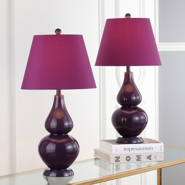 Hunter 26.5 Table Lamp (Set of 2) by Brayden Studio