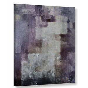 Smoky Topaz Graphic Art on Wrapped Canvas by Wade Logan