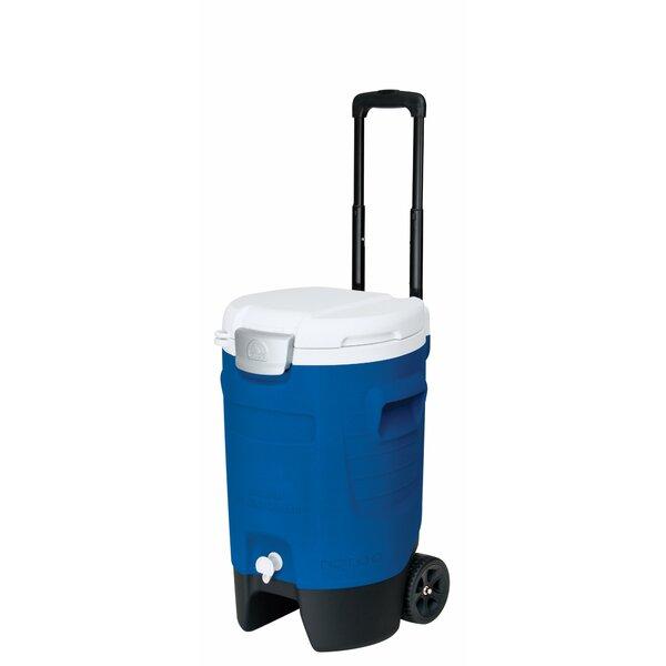 20 Qt. Sport Rolling Cooler by Igloo