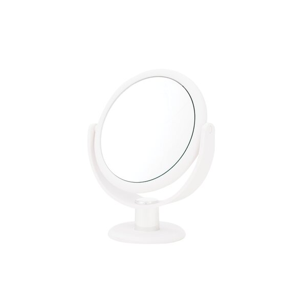 Soft Touch Round Vanity Mirror by Danielle Creations