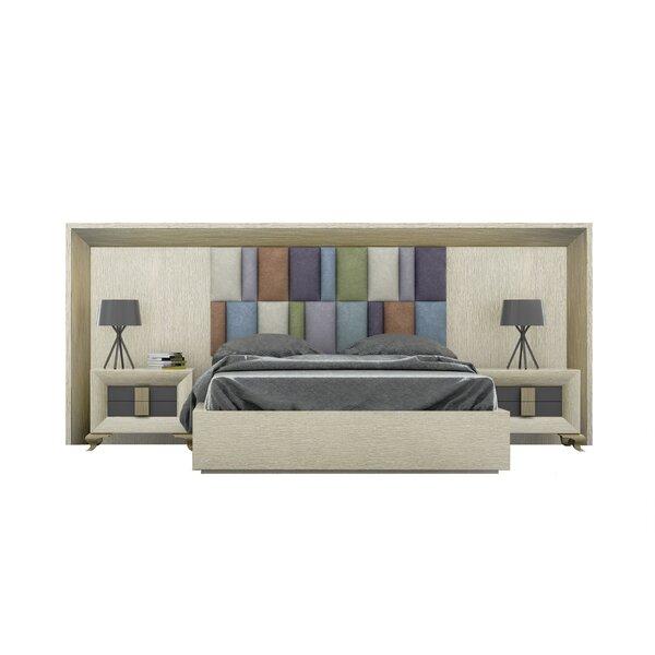 Helotes Standard 3 Piece Bedroom Set by Orren Ellis Orren Ellis