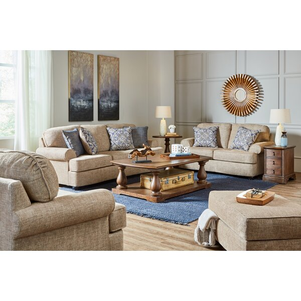 Beerman Configurable Living Room Set By Winston Porter
