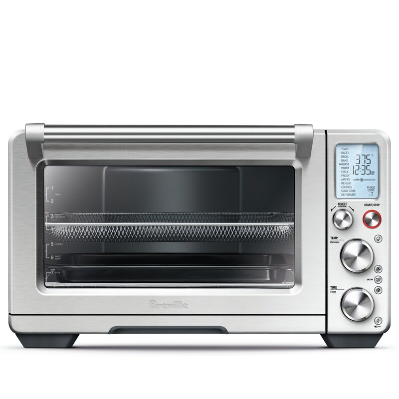 Breville The Smart Oven 174 Air Amp Reviews Perigold