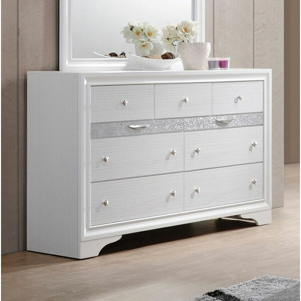 Gilliam 9 Drawer Dresser by Ivy Bronx