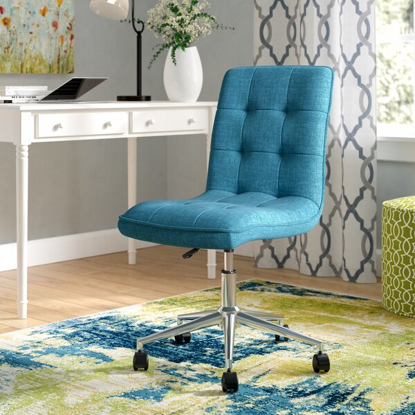 Geraghty Mid-Back Desk Chair by Andover Mills