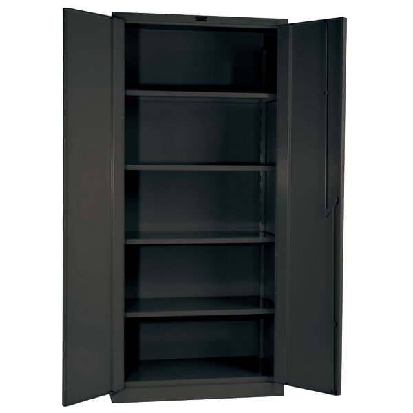 Duratough 2 Door Storage Cabinet by Hallowell