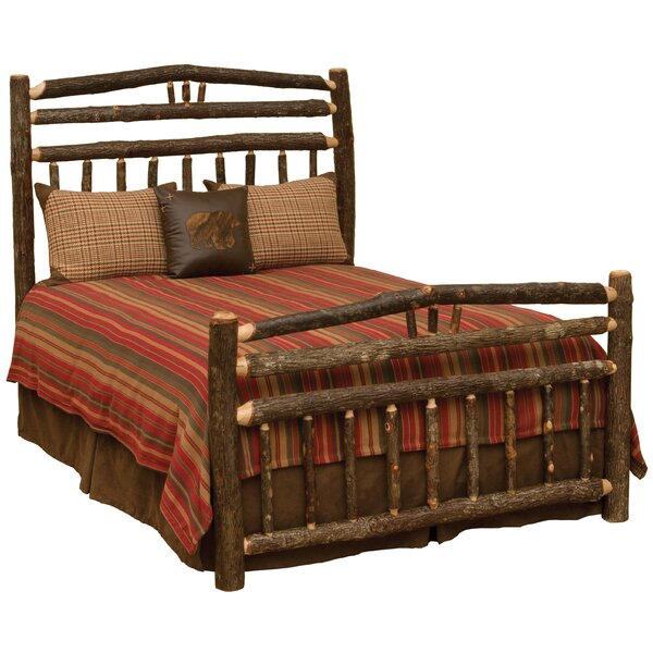 Dufault Wagon Wheel Standard Bed by Millwood Pines