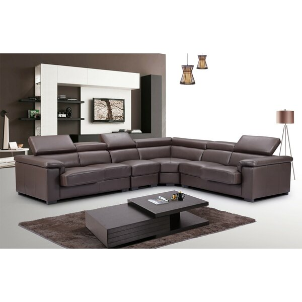 Wyche Modern Sectional by Orren Ellis