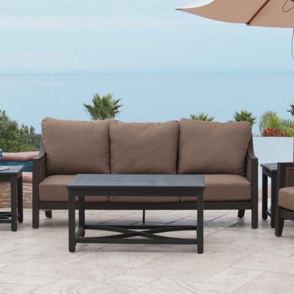 Behl Sofa with Cushion by Latitude Run Latitude Run