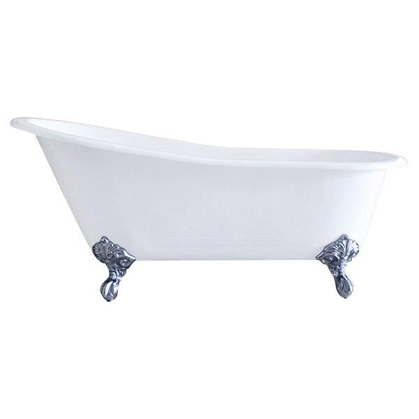 61 x 31 Clawfoot Bathtub by Cambridge Plumbing