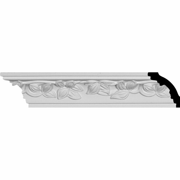 Hillsborough 2H x 94 1/2W x 2D Crown Molding by Ekena Millwork